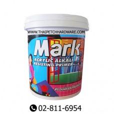 สีรองพื้นปูนใหม่ กัปตัน มาร์ค (ถัง 18 ลิตร) Captain Mark