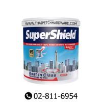 TOA SuperShield Semi-Gloss Exterior Paint (18L)