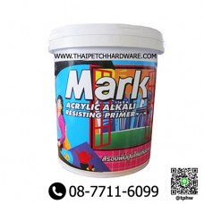สีรองพื้นปูนเก่า กัปตัน มาร์ค (ถัง 17.5 ลิตร) Captain Mark