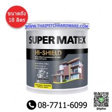 สีน้ำทาฝ้า ทีโอเอ ซุปเปอร์เมเทค (ถัง 18 ลิตร) TOA Supermatex