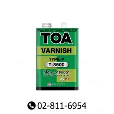 TOA Black Gloss Vanish T-8500 for Interior