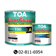 TOA Floorguard 100 for Interior Floor
