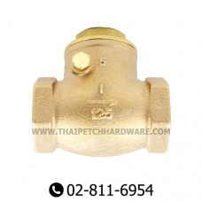 BRONZE SWING CHECK VALVE KITZ
