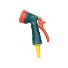 หัวฉีดน้ำ หัวปืนฉีดน้ำ ฝักบัวรดน้ำ หัวฉีดสามารถปรับได้ 6 แบบ EAGLE ONE   ล้างรถ รดน้ำตันไม้