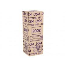 ชุดอะไหล่ชักโครก ลูกลอยชักโครก อุปกรณ์อะไหล่ชักโครก USA 2002