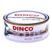 ครีมขัดเงารถยนต์ DINCO SILICONE WAX AUTO CREAM ดิงโก้ ขนาด 227 กรัม