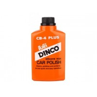 น้ำยาเคลือบเงารถยนต์ DINCO CB-4 PLUS ดิงโก้ ขัดเงารถ