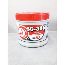 จารบี ตราจระเข้ (Crocodile) SG-306 N0.3 ขนาด 0.5 KG