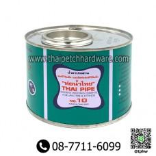 กาวทาท่อ พีวีซี ยี่ห้อ ท่อน้ำไทย 100 กรัม น้ำยาประสานท่อพีวีซี